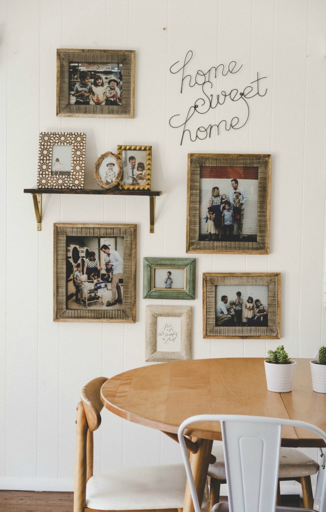family gallery wall ideas