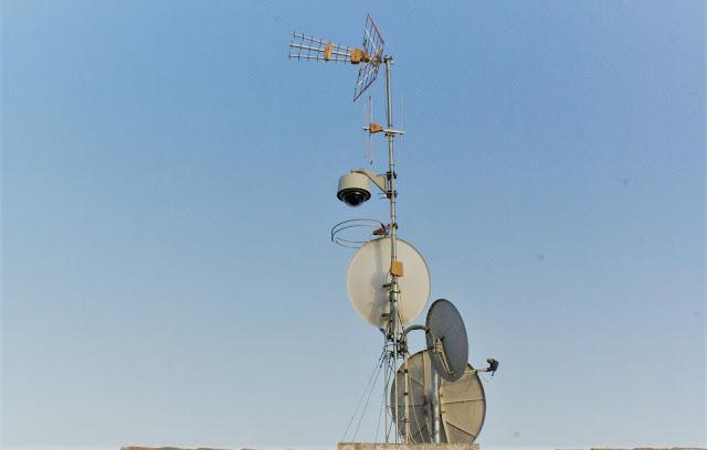 Instalación de las antenas receptoras de señales radio-terrestres  Recomendaciones + Cuestiones Previas