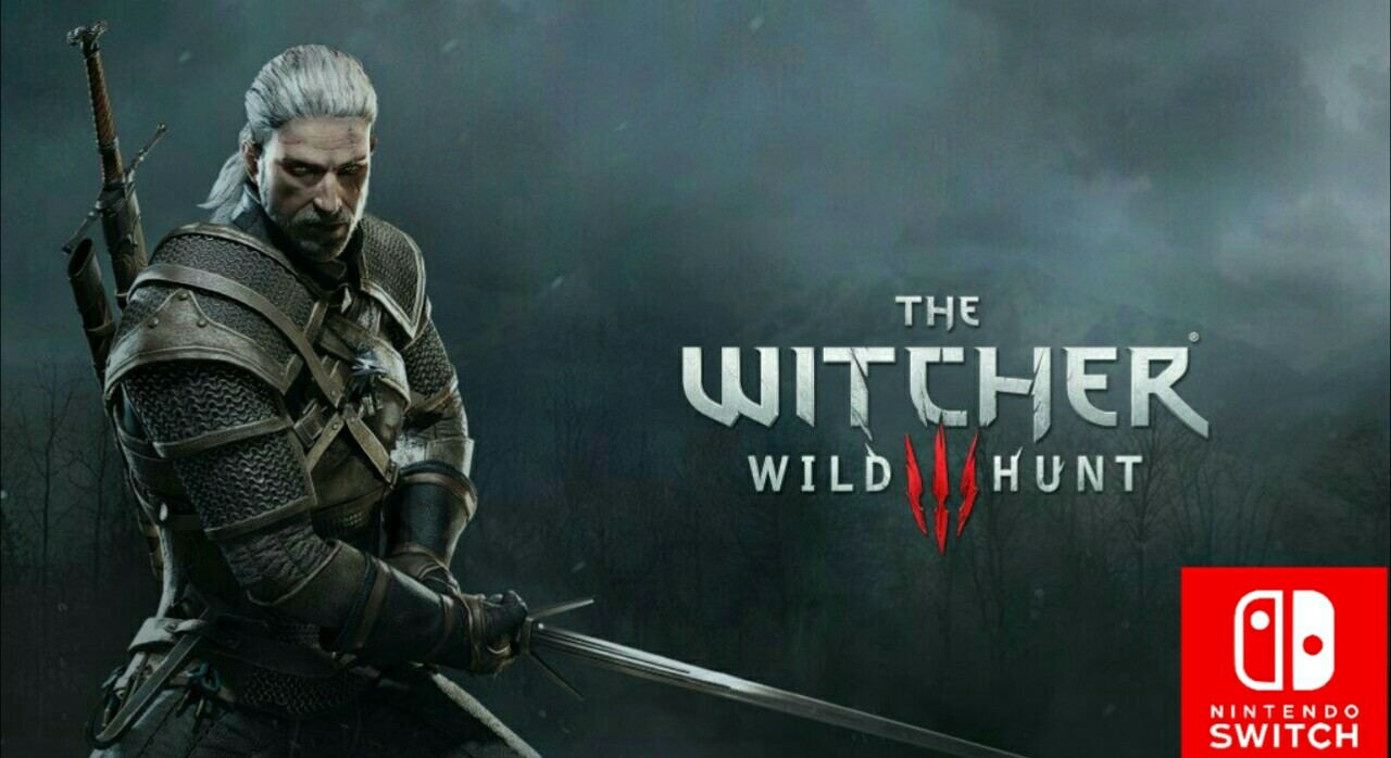 Witcher 3 for Nintendo Switch