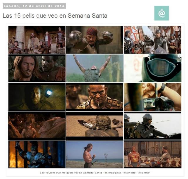 Las 15 pelis que veo en Semana Santa - Lo + leído en el troblogdita - marzo 2016 - Álvaro García - ÁlvaroGP - el troblogdita - el fancine - el gastrónomo - @repaci31