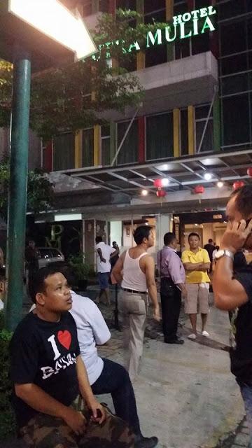 Hot News!!! Guncangan Gempa 5,6 SR Terasa Kuat, Warga Medan Berhamburan