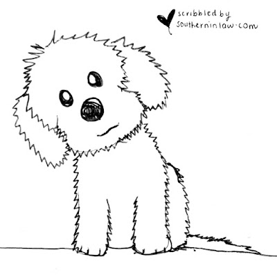 Trixie Dog Cartoon