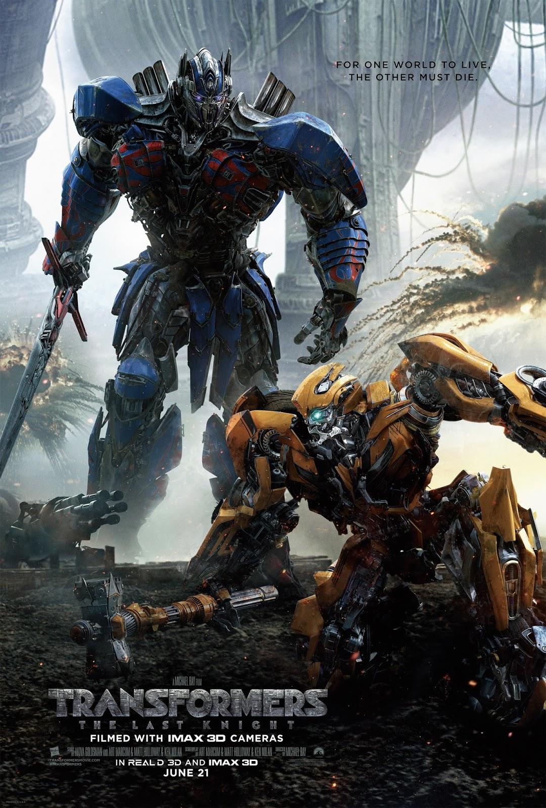 Robot đại chiến 5: Chiến binh cuối cùng