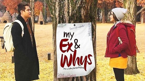 My Ex & Whys Poster