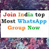 How To Join India Top Most WhatsApp Group