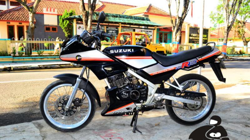 Gambar dan harga Suzuki RGR terbaru