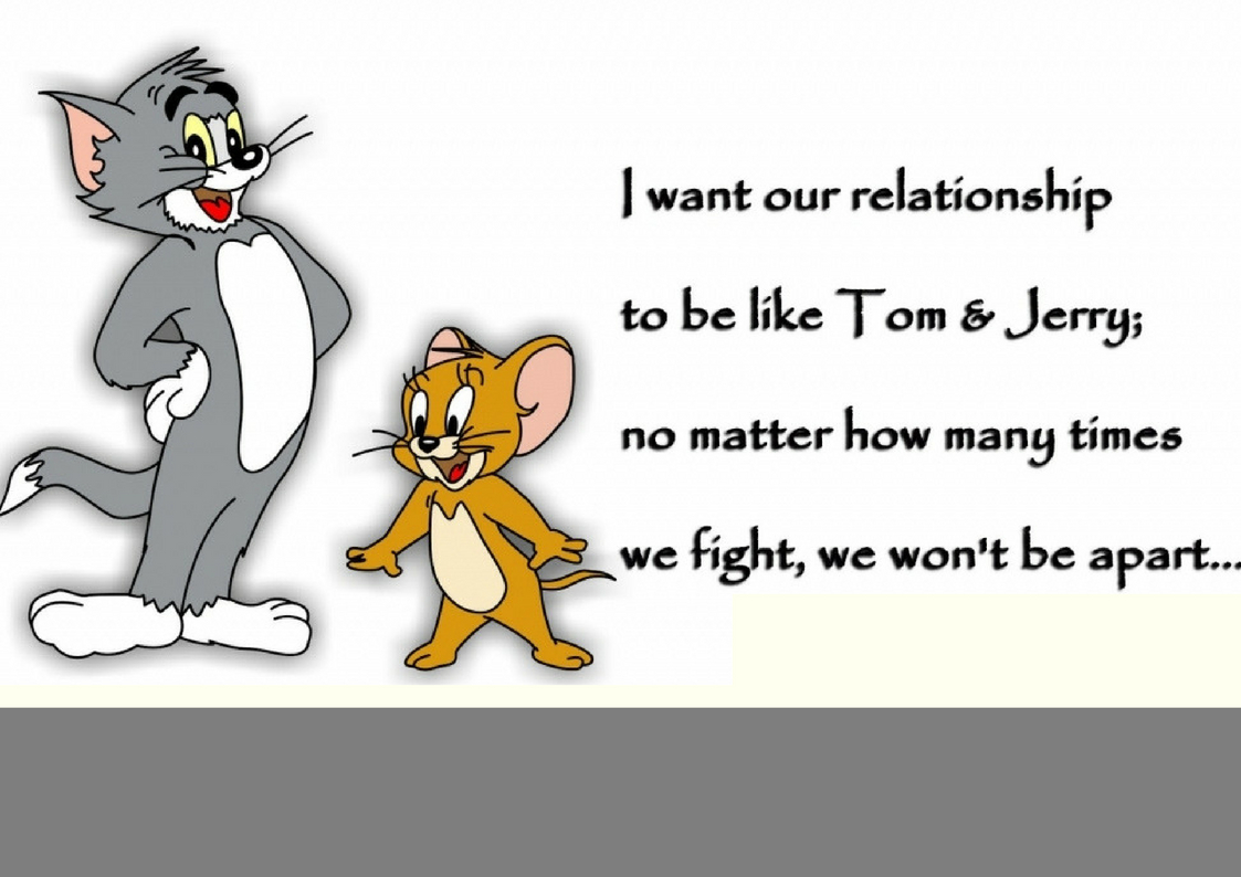 Happy Friendship Day Tom And Jerry Wallpaper For Status Free