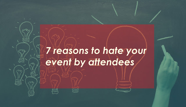 7 event planning fails your guests hate