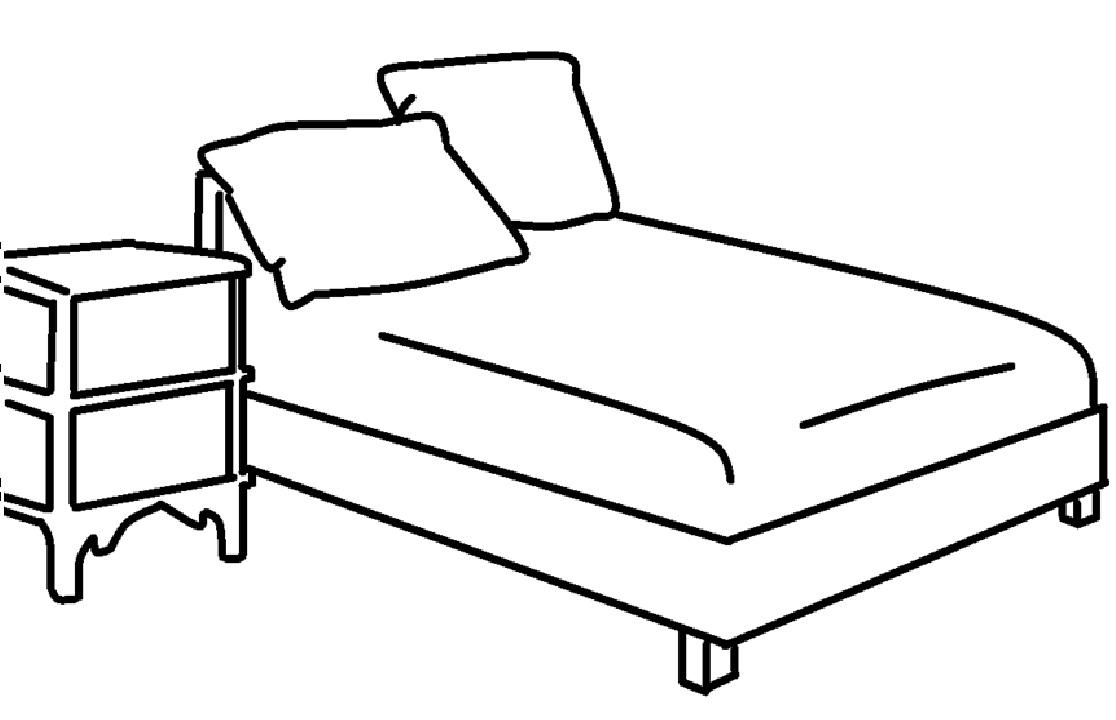 mewarnai gambar ranjang gambar mewarnai ranjang gambar ranjang ranjang gambar sketsa ranjang sketsa ranjang tempat tidur sketsa tempat tidur kasur