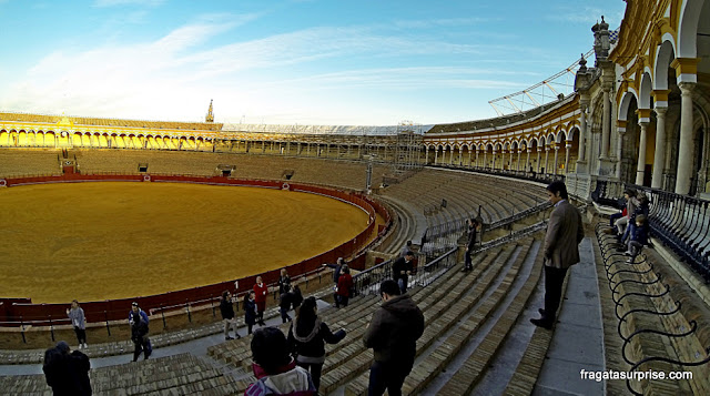 Sevilha, Arena de Touros de La Maestranza
