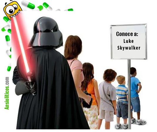 Chiste de Padres: Conoce a Luke Skywalker