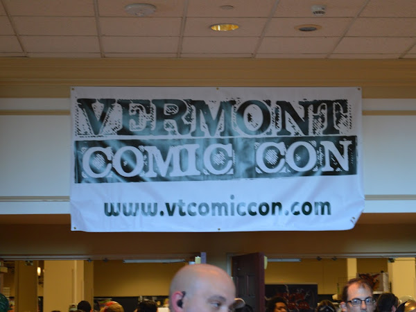 Vermont Comic Con