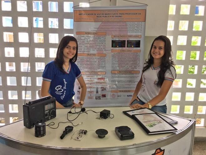 Estudantes da rede estadual da Bahia são finalistas da maior feira de Ciências e Engenharia do país