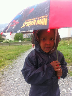 """The Rain Stopped Hitting My Umbrella!"": Learning to Experience Life Like A Child"