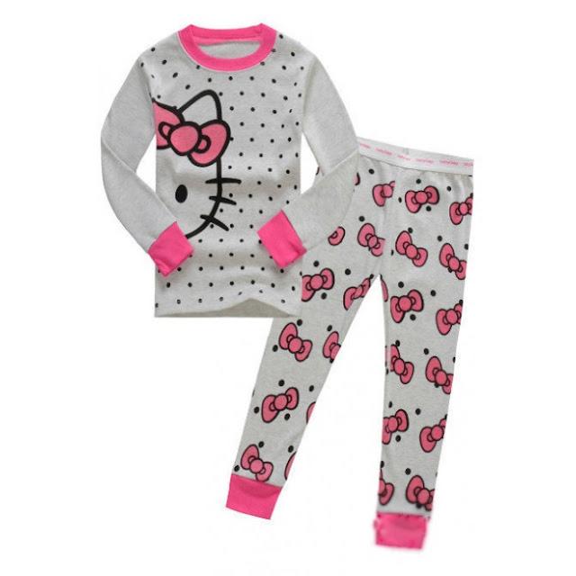Norzi Beautilicious House Kids Pyjamas Collection Koleksi Baju Tidur Kanak