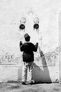 Arte creativo en la calle