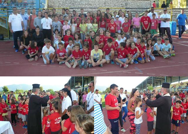 Πρωτέας Ηγουμενίτσας: Πραγματοποιήθηκε ο καθιερωμένος αγιασμός για την έναρξη της νέας αθλητικής περιόδου
