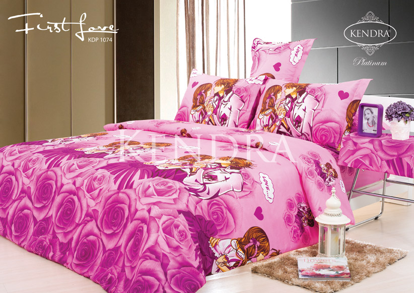 My Love Sprei Bed Cover