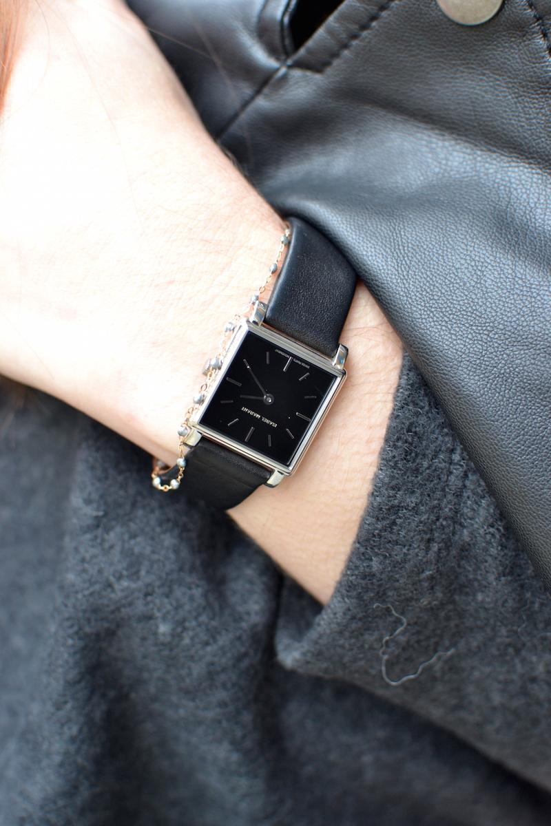 montre isabel marant et bracelet gigi clozeau