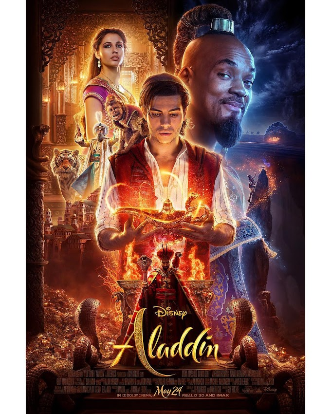 Download Aladdin 2019 hindi dubbed Movie in 720p 480p 1080p