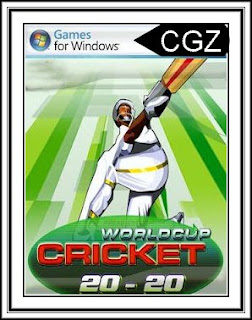 World Cup Cricket 20-20 Cover