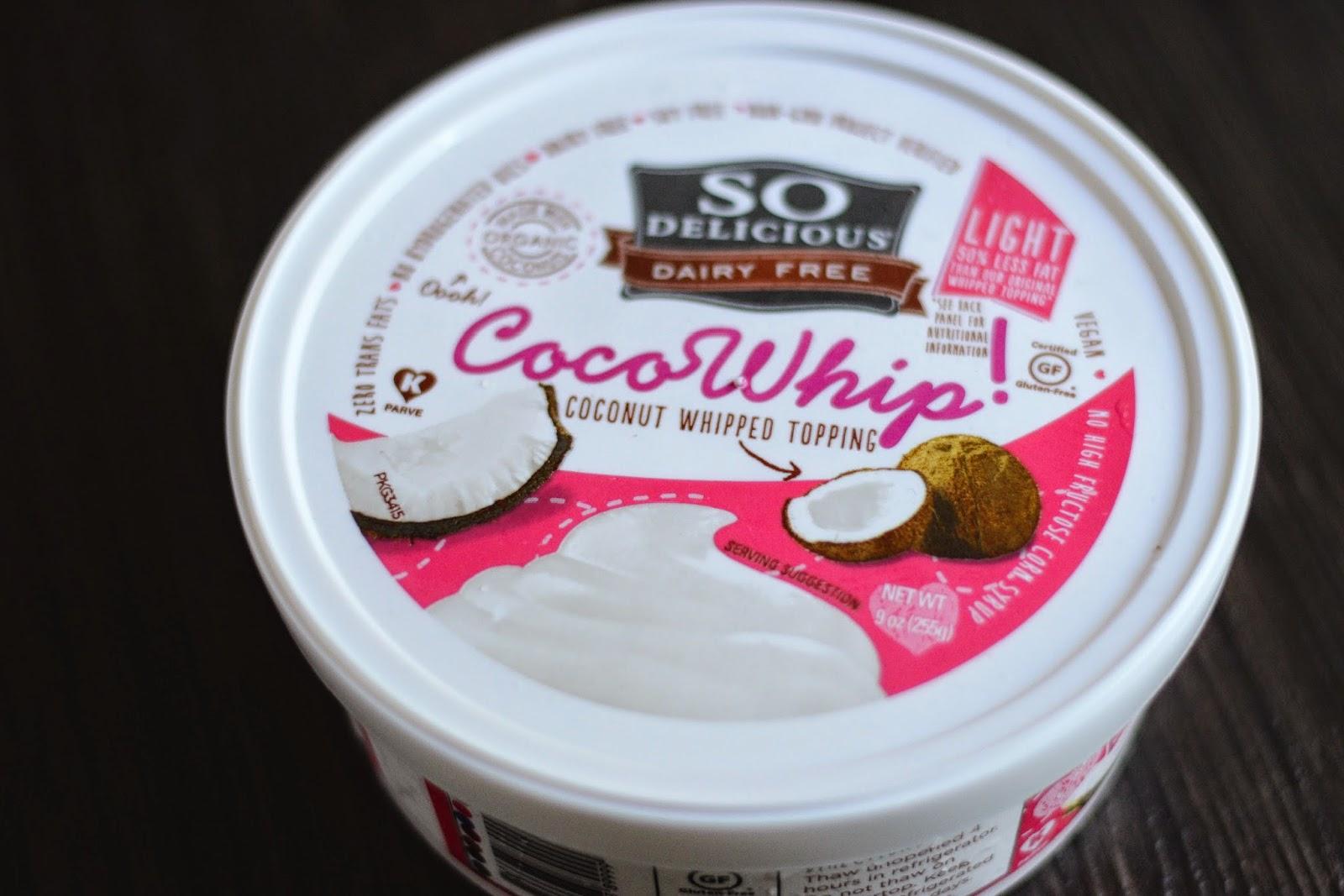 #cocowhip #vegan #coconut #whippedcream