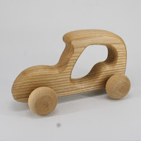 Baby Wooden Car LBC30, Lotes Toys
