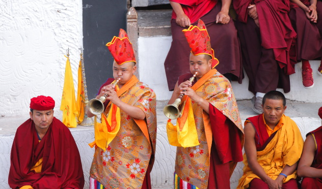 Music and Color galore at Hemis Monastery Festival, Ladakh