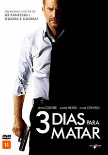 3 Dias Para Matar - BDRip Dual Áudio