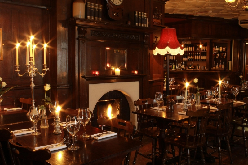 The Ship Tavern: A Charming, Traditional British Pub in Holborn