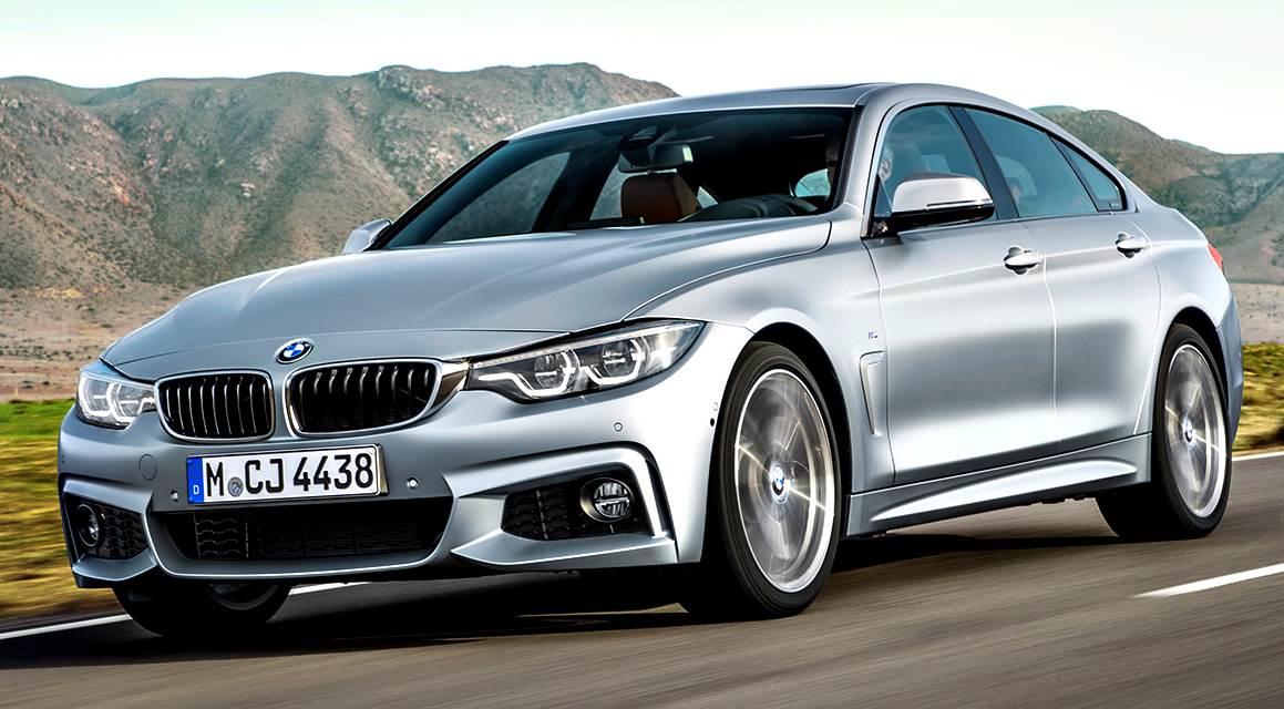 BMW 4-series Gran Coupé 2018: elegante de cuatro puertas