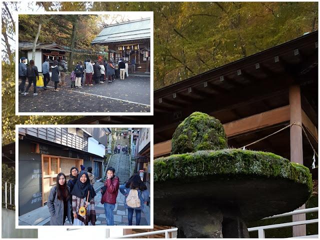 Ikaho tempat wisata Onsen di Gunma