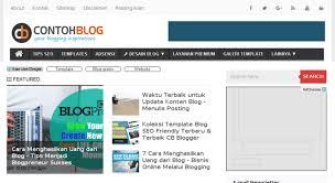 contohblog.com, Inspirasi Pembuatan Spirit Ramadhan Blog