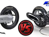 Apakah perbedaan Blue Core Yamaha, PGM-FI Honda?