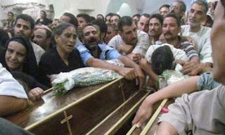 مفاجأة.. أحد شهداء المنيا تبرع بأجره لمسجد في أبوقرقاص