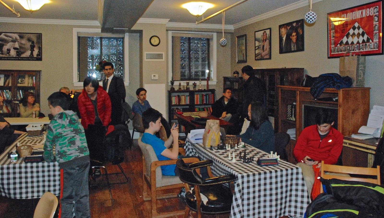 Norris Game Room
