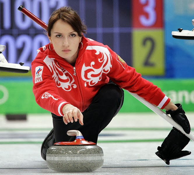 Your Hot Olympian of the Day: Anna Sidorova