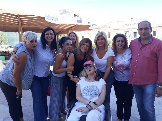 Η Ασπασία στο Άργος μετά από 5 δύσκολα χρόνια