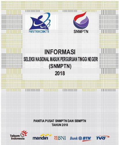 Informasi SNMPTN Tahun 2018