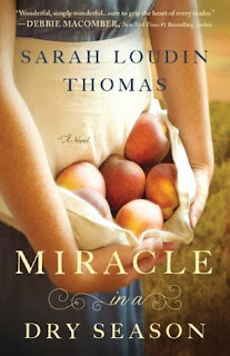 Heidi Reads... Miracle in a Dry Season by Sarah Loudin Thomas