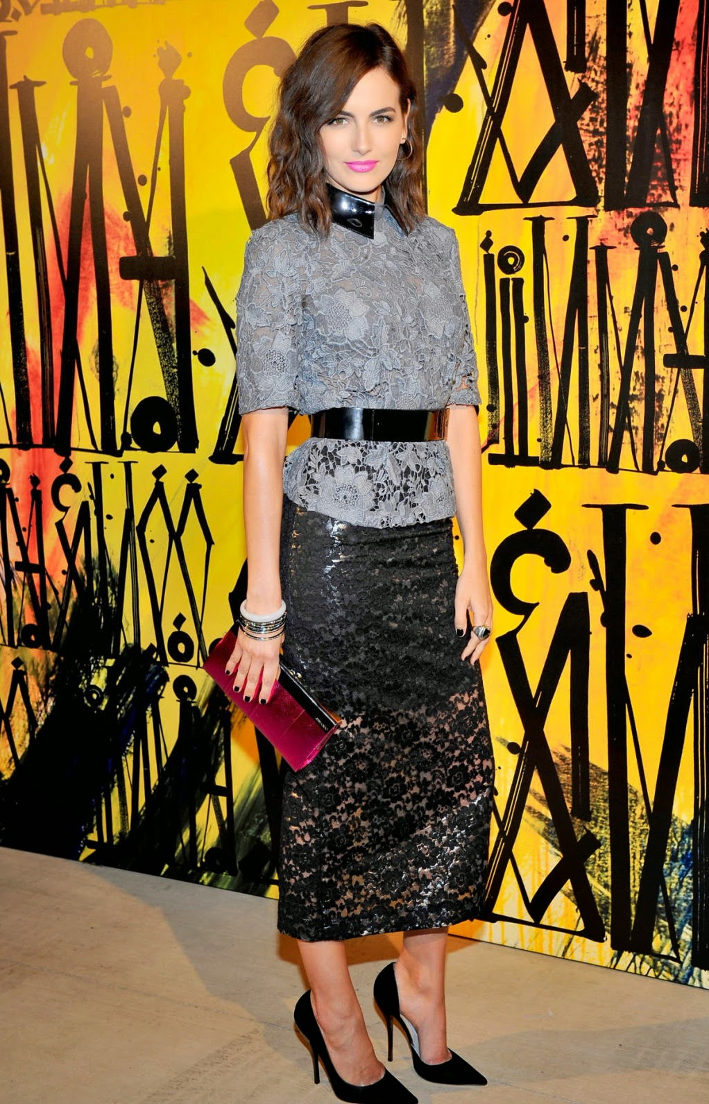 eed39d1d7ba Celebrity Fashion at the Jimmy Choo  Choo.08  Launch in Beverly Hills