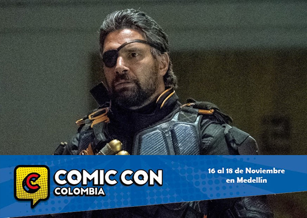 Actor-Arrow-The-Hobbit-Medellín-Comic-Con-Colombia-2018-Jonathan-Manu-Bennett