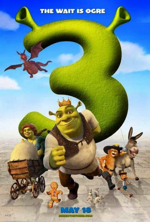 Shrek 3 เชร็ค 3 [HD][พากย์ไทย]