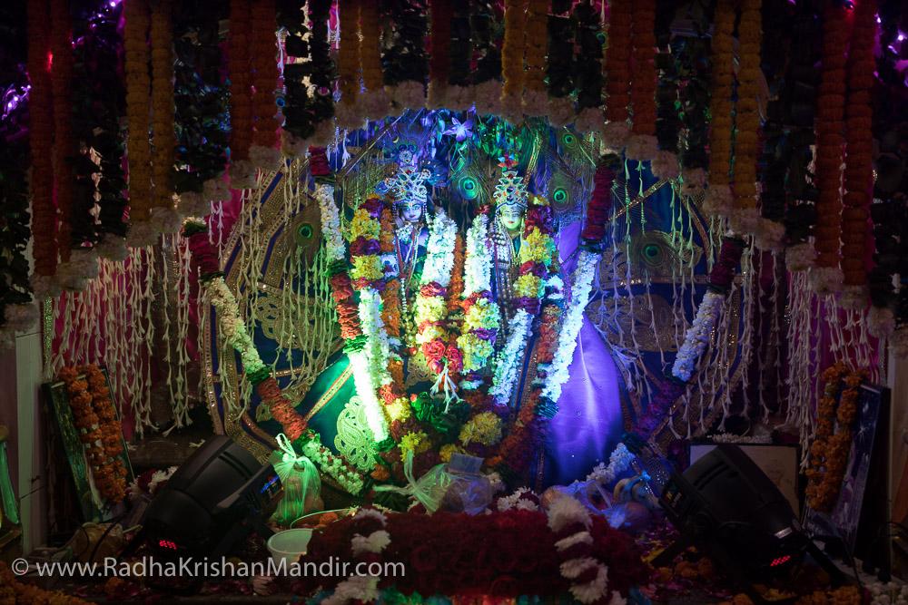 Janmashtami 2018 | Radha Krishan Mandir Budh Vihar Delhi