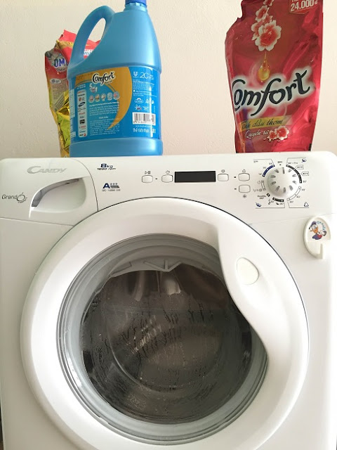 Tiệm giặt là tại Đà Nẵng