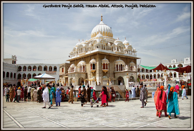 Historical Gurudwara Sikh Temple Panja Sahib Hassan Abdal Attock Punjab Pakistan Wallpapers Photo & Pics