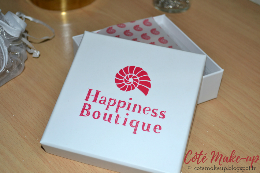 Avis Happiness Boutique cotemakeup.blogspot.fr