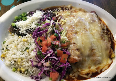 El Dorado Cafe Esme's Magic Enchiladas