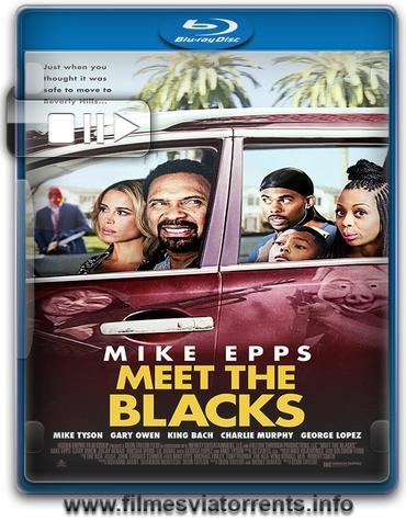 Uma Noite com a Família Blacks Torrent - BluRay Rip 720p e 1080p Dual Áudio