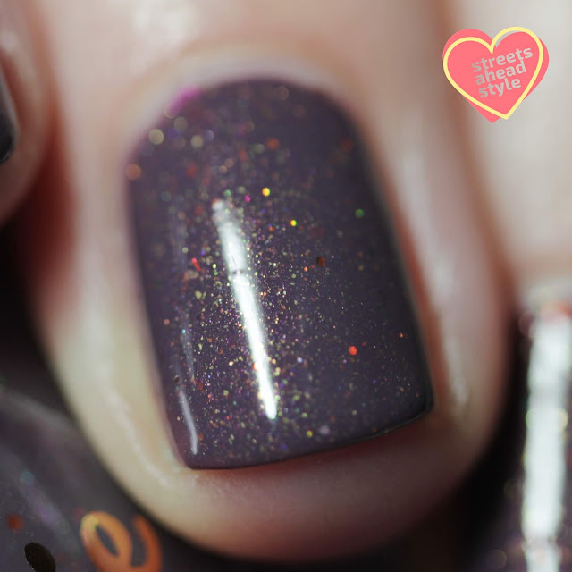 My Indie Polish The Thruple HHC swatch by Streets Ahead Style